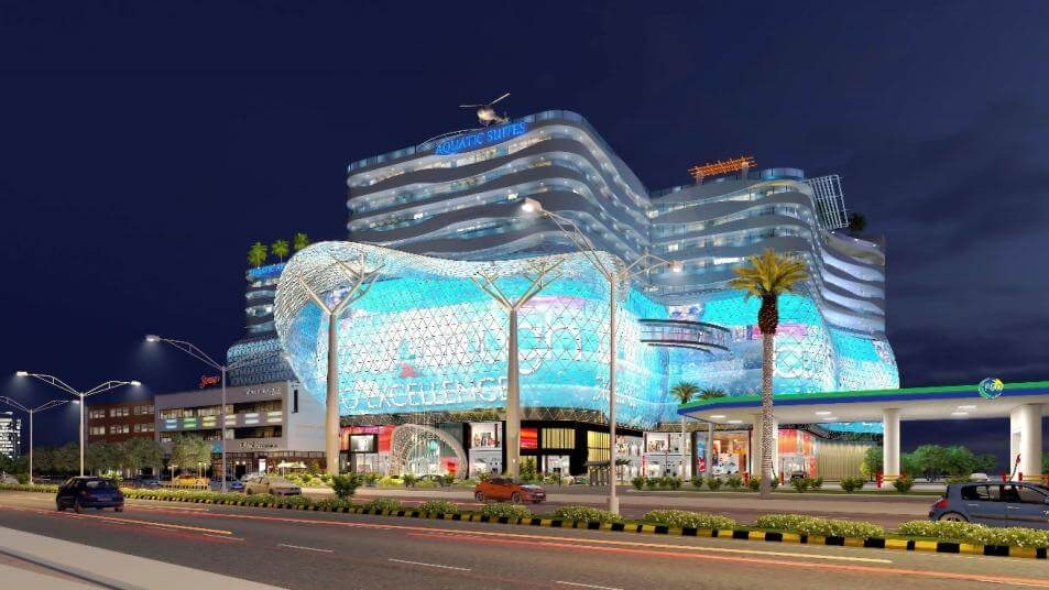 The Aquatic Mall Islamabad - An Underwater Experience