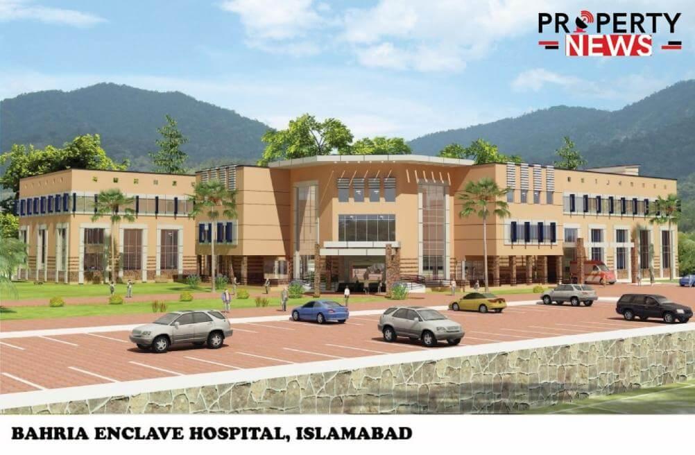 Bahria Enclave Islamabad Hospital