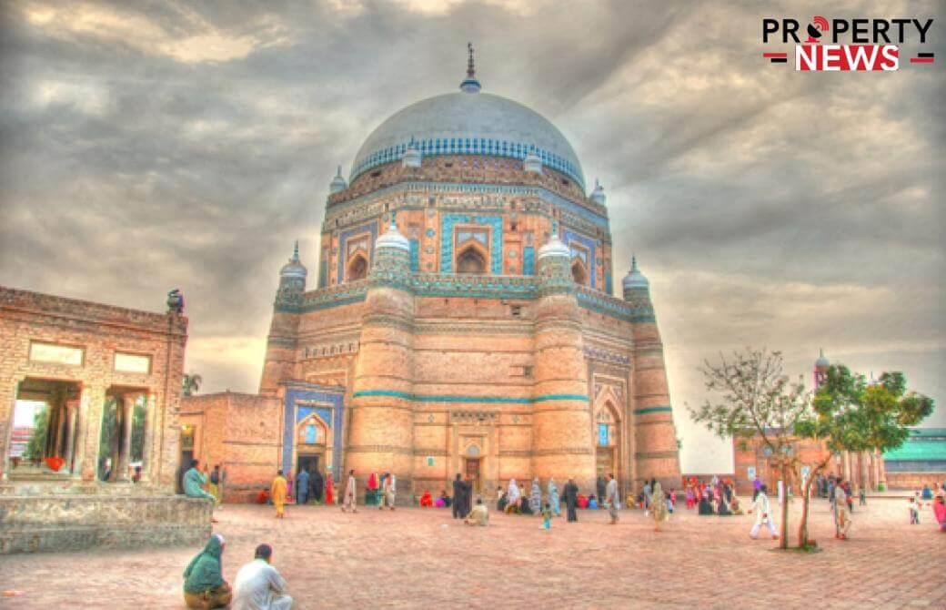 Shrine of Hazrate Shah Rukn e Alam