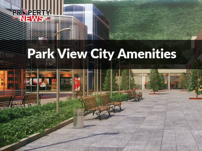 Park view city Amenities