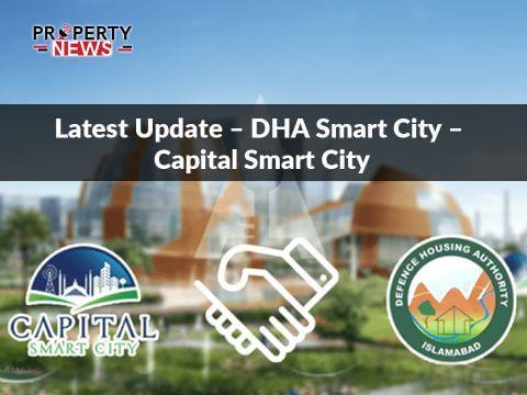 Latest Update – DHA Smart City – Capital Smart City