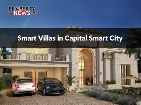 Smart Villas in Capital Smart City