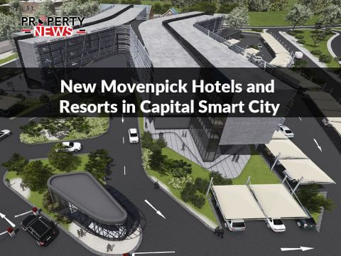 New Movenpick Hotels and Resorts in Capital Smart City