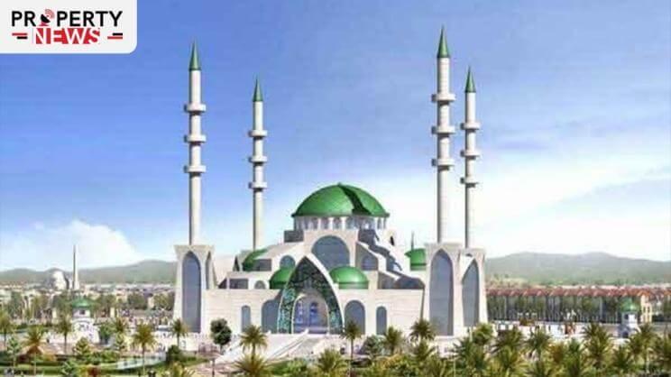 Capital Smart City Mosque