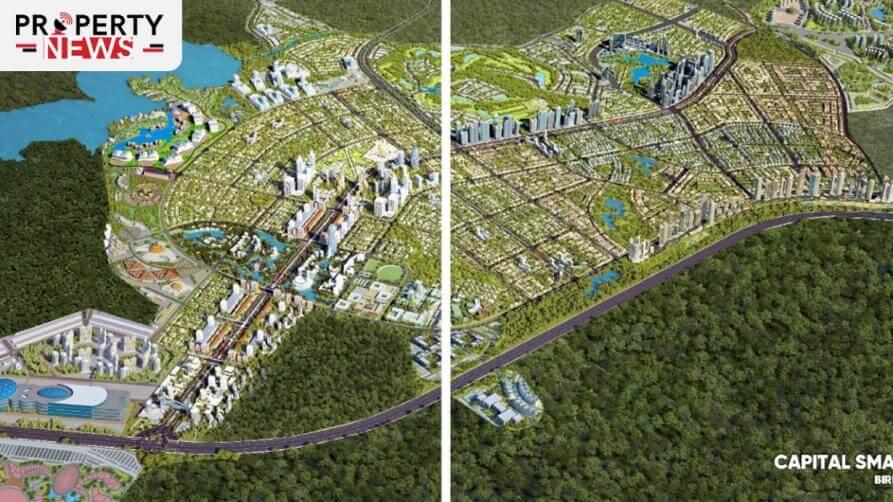 Capital Smart City Master Plan