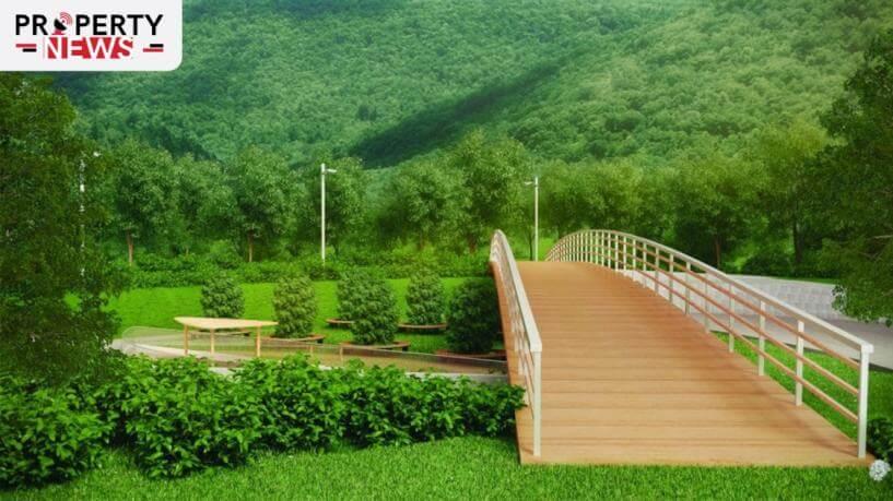 Botanical Garden Park View City