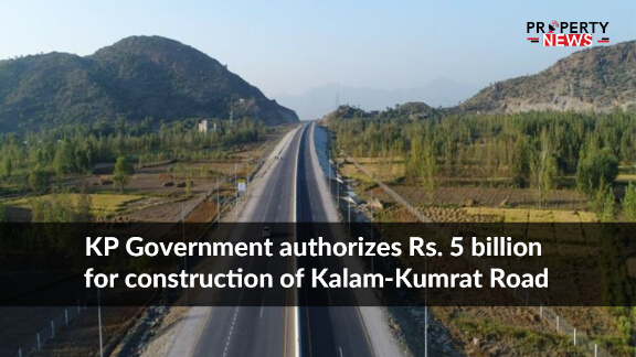 KP Government authorizes Rs. 5 billion for construction of Kalam-Kumrat Road