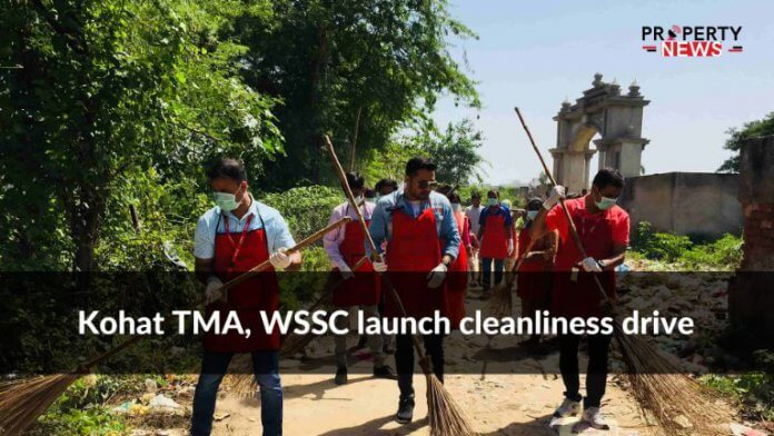 Kohat TMA, WSSC launch cleanliness drive