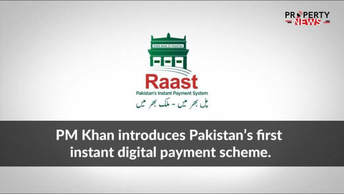 PM Khan introduces Pakistan's first instant digital payment scheme.