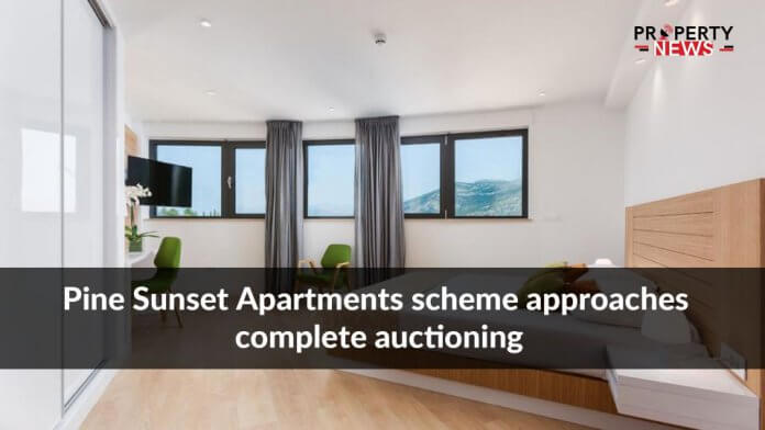 Pine Sunset Apartments scheme approaches complete auctioning