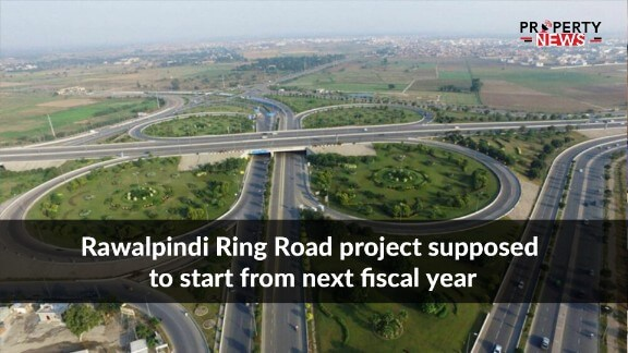 Rawalpindi Ring Road project supposed to start from next fiscal year
