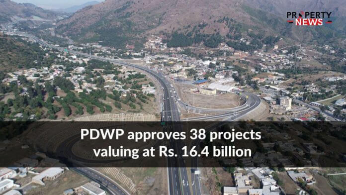 PDWP approves 38 projects valuing at Rs. 16.4 billion