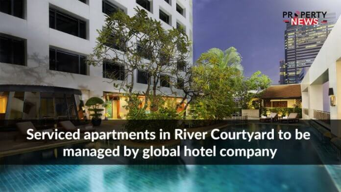 Serviced apartments in River Courtyard to be managed by global hotel company
