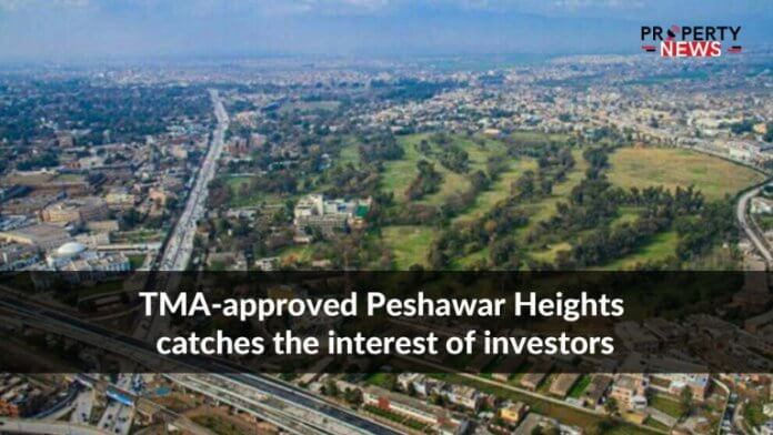 TMA-approved Peshawar Heights catches the interest of investors