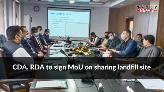 CDA, RDA to sign MoU on sharing landfill site