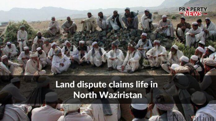Land dispute claims life in North Waziristan