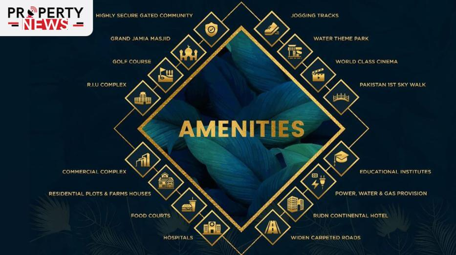 Rudn Enclave Facilities and Amenities