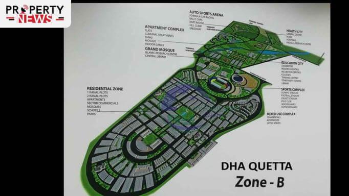 Zone B (Education, Health & Sports, 2200 Acres)