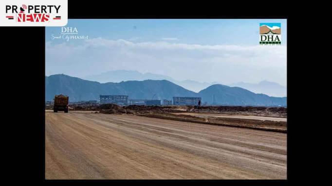 DHA Quetta Graphic Development Work