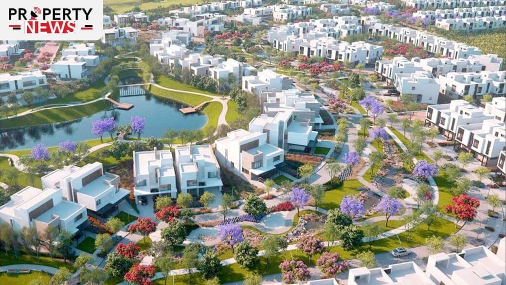 Overseas Block of Blue World City