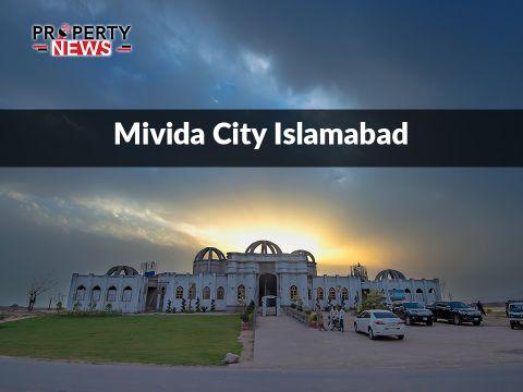 Mivida City Islamabad