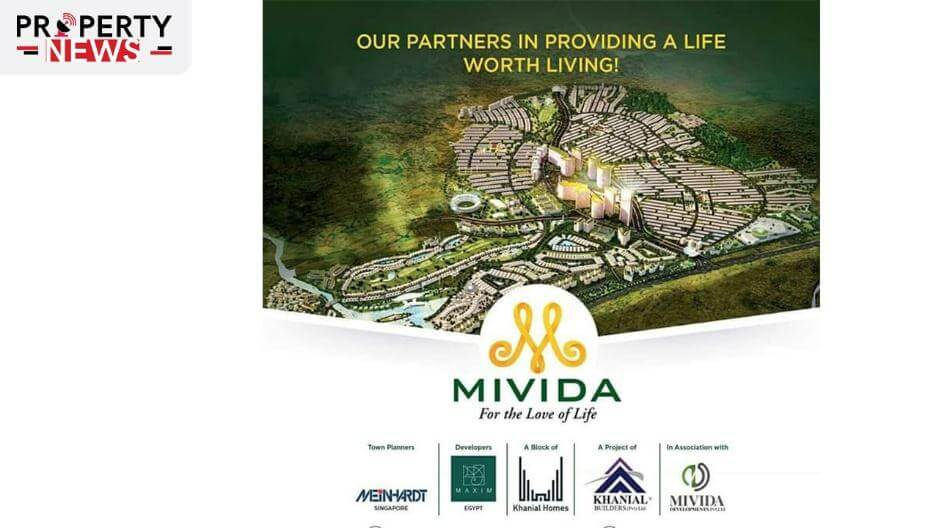 Mivida City Islamabad Owners and Developers