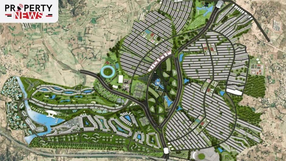 Mivida City Islamabad Master Plan